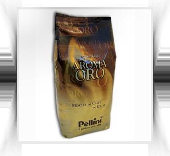 kawy Pellini aroma oro