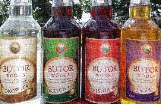 Lokalne produkty alkoholowe